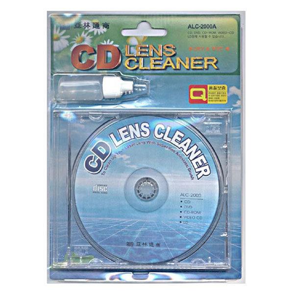 아림 렌즈크리너 CD/DVD/오디오CD/차량용