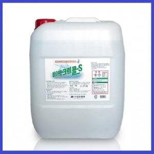 진로발효 바이오크린콜S 18L/20리터 식품살균 손소독