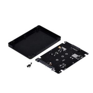 M2 NGFF SSD to SATA 2.5 HDD 변환 케이스