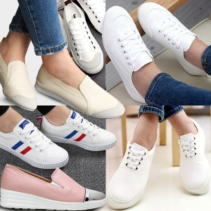 봄신상 여성 신발 슬립온 스니커즈 로퍼 단화 운동화