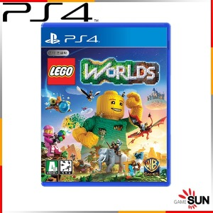 PS4 레고월드 (한글판) / LEGO WORLD