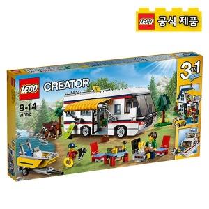 레고 크리에이터 31052 홀리데이캠핑밴 - 상품 이미지