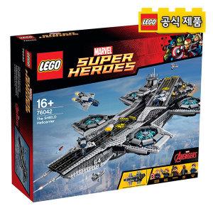 레고 슈퍼히어로 76042 SHIELD 헬리캐리어 - 상품 이미지