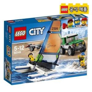 레고 시티 60149 4x4 오프로드와 요트