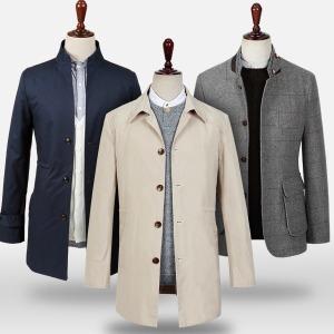 남성자켓/블레이져/트렌치코트/봄코트/캐주얼자켓