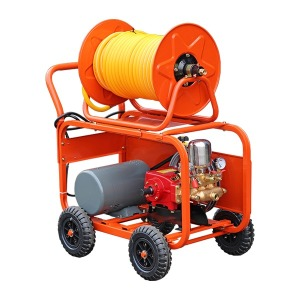 전기고압분무기/DCM-P80A/3HP/80A 펌프/농약살포기