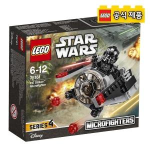 레고 스타워즈 75161 타이 스트라이커 마이크로파이터 - 상품 이미지