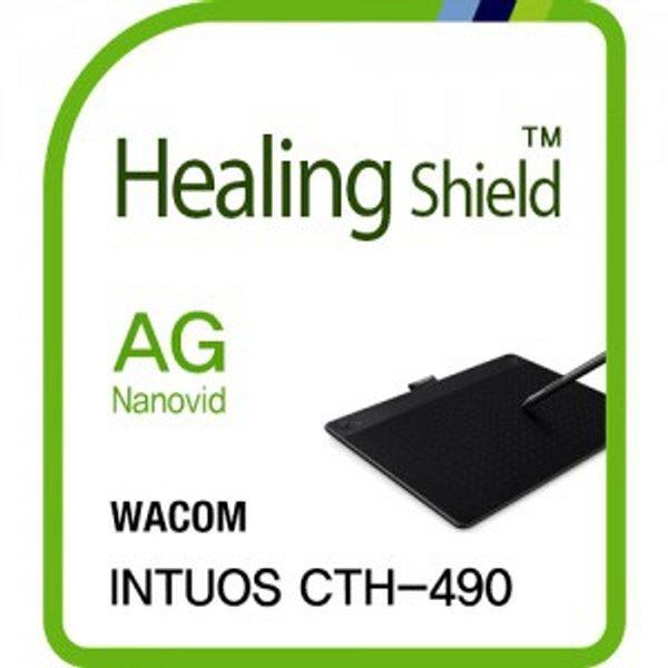 와콤 인튜어스 CTH-490 저반사 지문방지 액정보호필름