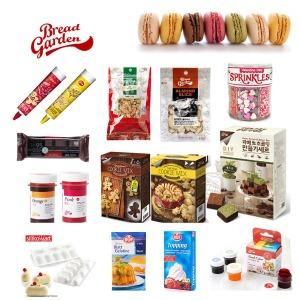 홈베이킹/쿠키/믹스/머핀/케익/식용색소/빵틀/오븐팬