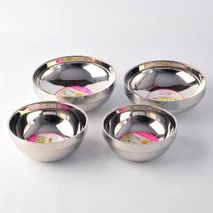 이중면기 이중식기 냉면기 국수 냉면그릇 우동그릇