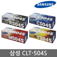 삼성 CLT-K504S 정품 SL-C1404W SL-C1453FW SL-C1404W