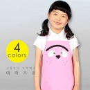 DCH24_아동앞치마/캐릭터/유아/동물/요리/체험/어린이