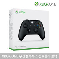 공식인증점 XBOX ONE 블루투스 컨트롤러 패드 블랙