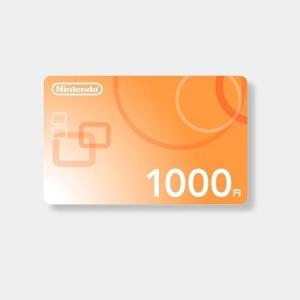 게임충전소 - 일본 닌텐도 카드 1000엔 (nintendo)