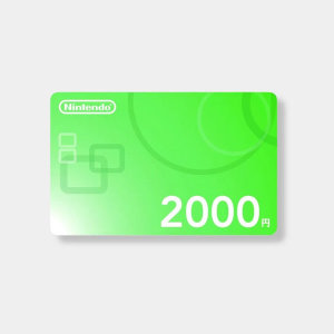 게임충전소 - 일본 닌텐도 카드 2000엔 (nintendo)