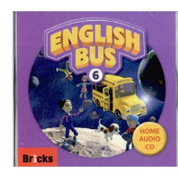English Bus 6-Home Audio CD