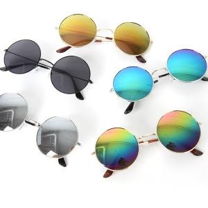 신상 김구 미러 고급 선글라스 자외선 UV 99% 차단