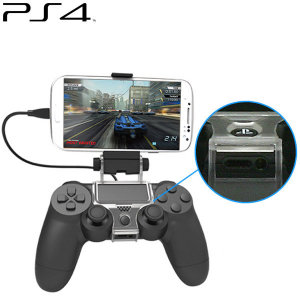 PS4 모바일게임 전용 클램프 (듀얼쇼크4 전용거치대)