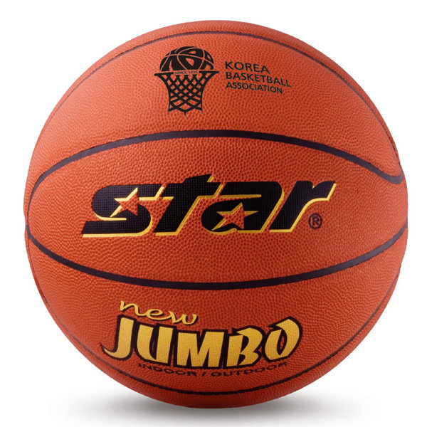 스타농구공 - 뉴점보 농구공 BB417 공인구