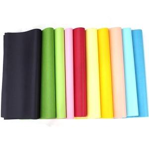 색화선지(소품용) 50매 /캘리그라피/서예용품