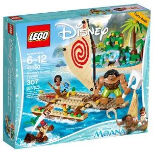 모아나 레고 디즈니 바다 항해 탐험 모험 41150 41149