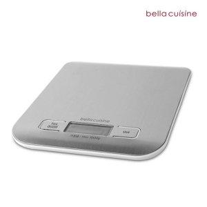 벨라쿠진 스테인리스 스틸 주방 전자저울 1kg