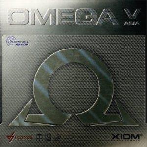 엑시옴 오메가5 아시아 / 궁극의 스핀 및 반발력