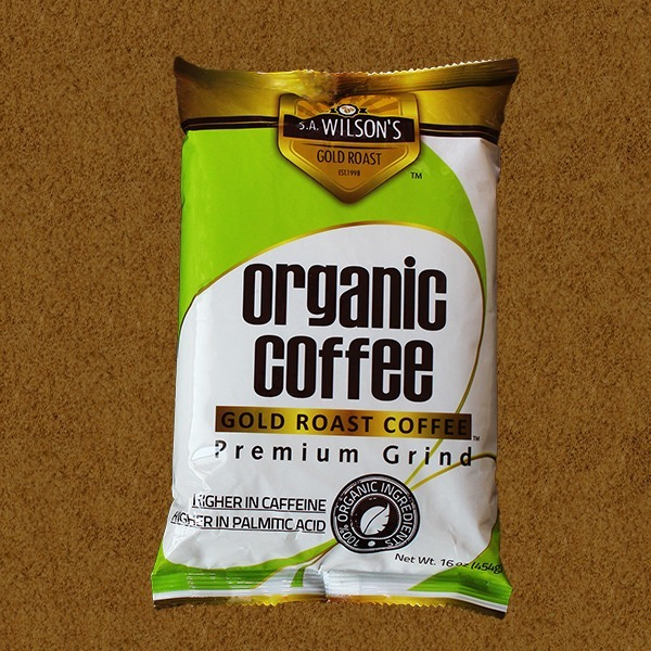 윌슨  관장 커피454g 2팩