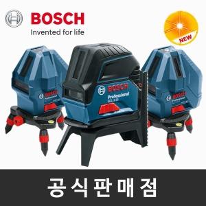 보쉬/레이저레벨기/GLL3-15X/GLL5-50X/2배밝기/수평기
