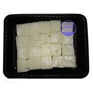 밀탑빙수떡/인절미/빙수떡/누드빙수떡/1팩 2500원