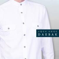 DSH04 차이나카라셔츠/헨리넥/캐쥬얼/남방/솔리드