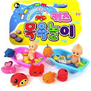 아기물놀이용품 동물 자동차 배 목욕놀이 목욕장난감