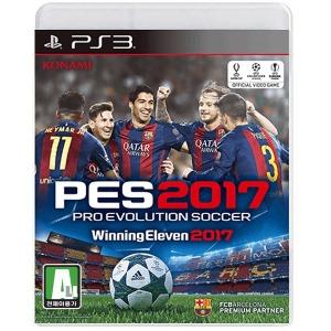 위닝일레븐 2017 PS3 영어판 PES 2017 PS3
