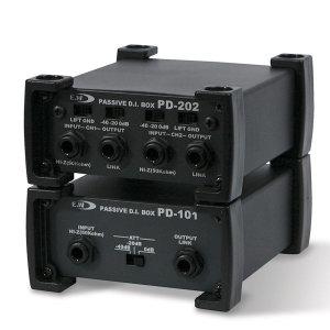 E W  DI BOX 패시브 다이렉트박스 PD-202 /PD-101