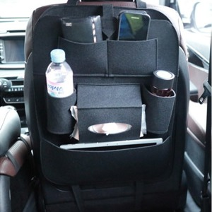 차량 시트백 수납함 뒷자리수납 정리포켓 포캣