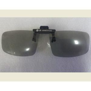 (2개세트 초대박)AG-F420 LG정품 클립형 3D안경(편광)