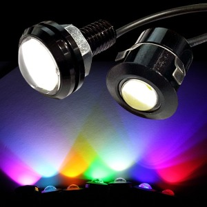 LED 이글아이/ 범퍼 시큐리티 / 자동차LED 데이라이트