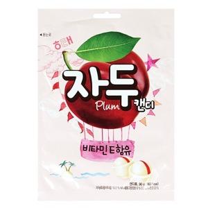 해태 자두 90g/사탕/젤리/캔디/화이트데이/하리보