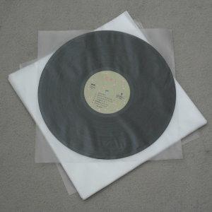 LP 레코드판 속비닐 보호용 비닐 중고lp 턴테이블 레코드비닐