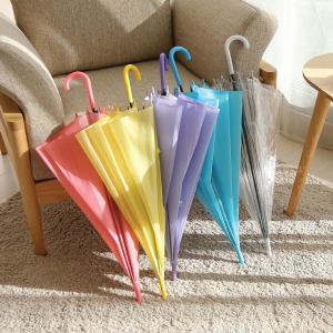 고급우산/비닐우산/투명비닐우산/파스텔우산