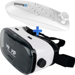 VR기기 VR MF PLUS 블루라이트 시력보호 + VR리모콘