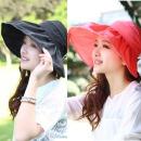 돌돌이 모자 여성용 썬캡 프라헷 모자