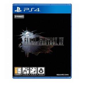 (PS4) 파이널판타지15 한글 정식발매 중고제품