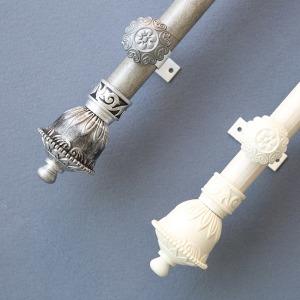 아망떼  레이스 커튼봉 480cm (2color)