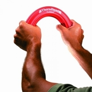 THERABAND  플렉스바(Flexbar) - 빨간색(Red)