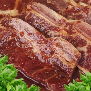 LA갈비1kg/LA양념갈비 돼지갈비 갈비찜 소갈비 찜갈비