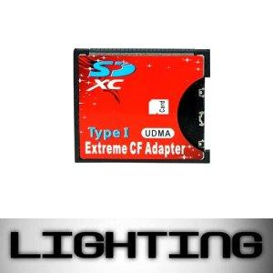 라이트닝 SD1 메모리 변환어댑터 SD- CF 컨버터