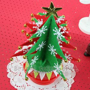 크리스마스트리오르골(10set) 만들기