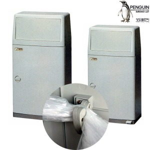 연속비닐용 분리수거 쓰레기통 분리수거함 휴지통