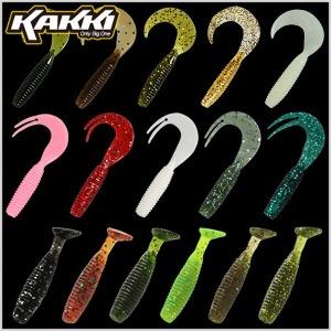 카키/SM그럽 웜/1.5인치/2인치/2.5인치/3인치/4인치